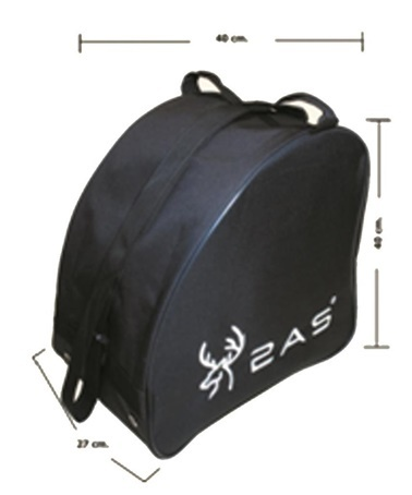2AS Kayak Ayakkabı Çantası Siyah